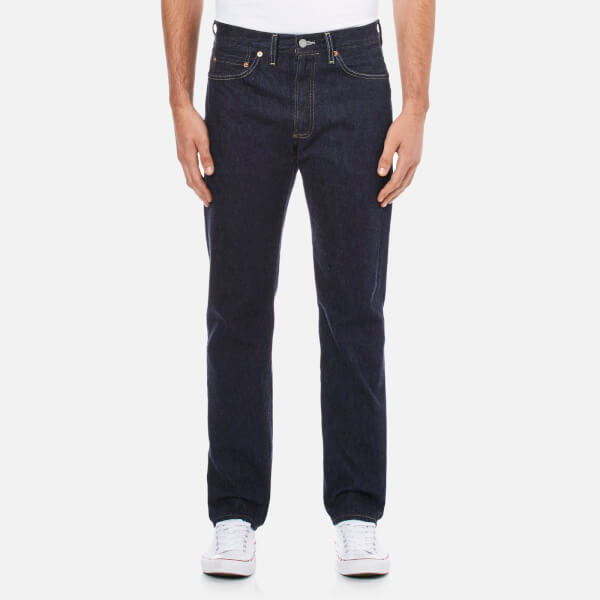 Levi's Vintage Men's 501 1954 Selvedge Denim Jeans - New Rinse