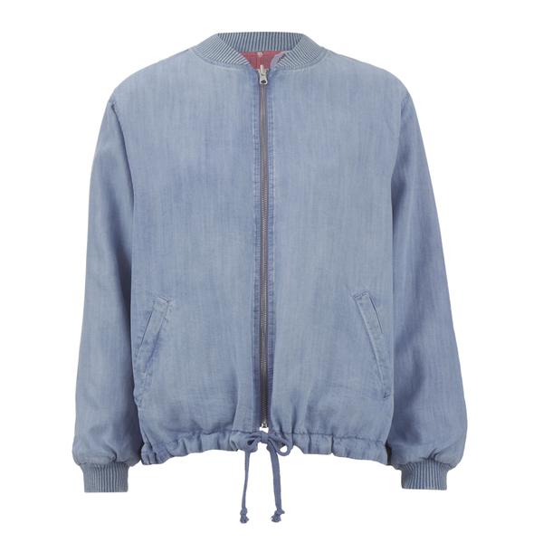 Paul & Joe Sister Women's Cooper Jacket - Blue/Coral