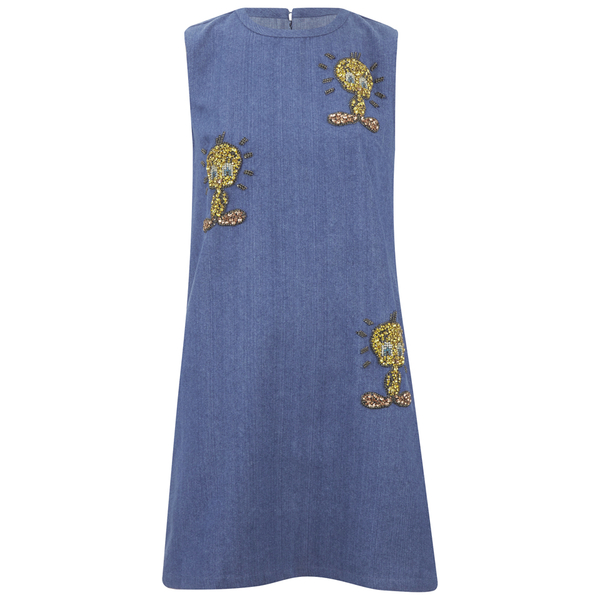 Paul & Joe Sister Women's Plume Dress - Denim