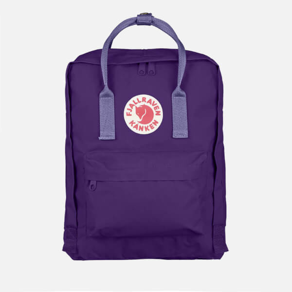 Fjallraven Kanken Backpack - Purple/Violet