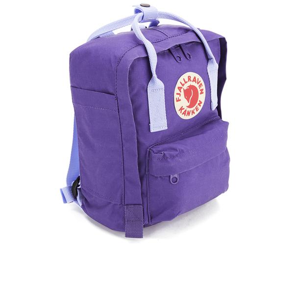 fjallraven kanken mini backpack purple free uk delivery over 50. Black Bedroom Furniture Sets. Home Design Ideas