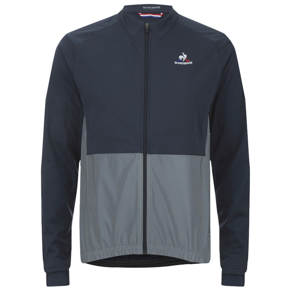 le coq sportif performance classic n2 jacket blue. Black Bedroom Furniture Sets. Home Design Ideas