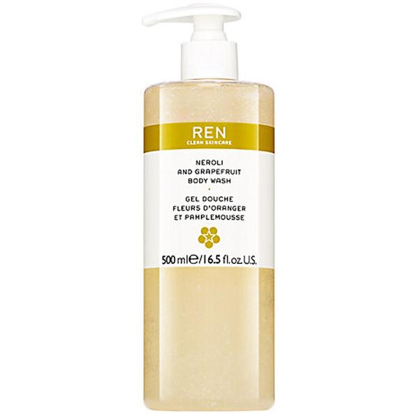 REN Neroli and Grapefruit Body Wash (500 ml) (Verdt £ 40)