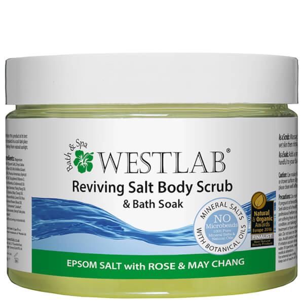 Exfoliant corporel au sel d'Epsom Revive Westlab