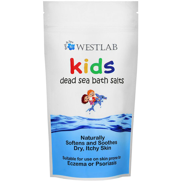 Sales Kids Dead Sea Salt de Westlab