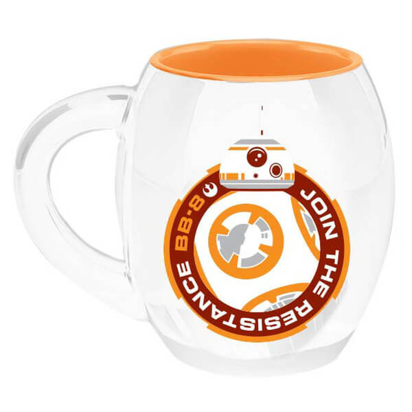 Star Wars The Force Awakens BB-8 Mug