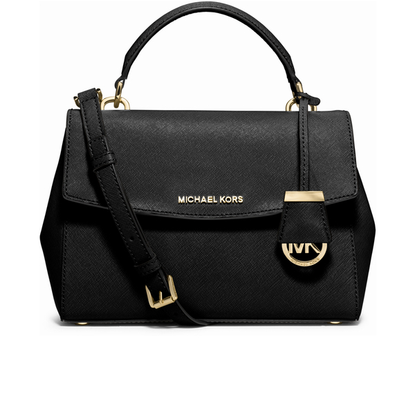 MICHAEL MICHAEL KORS Women s Ava Satchel Bag - Black  Image 1 67ce8328c