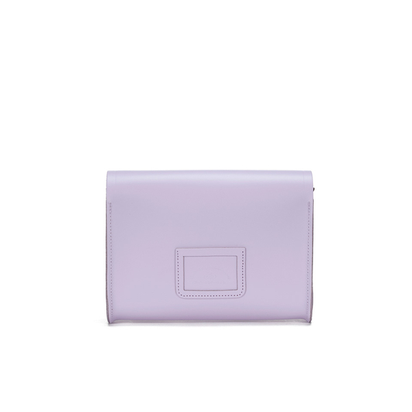 ee7921f329 The Cambridge Satchel Company Women s Large Push Lock Cross Body Bag -  Freesia Purple  Image