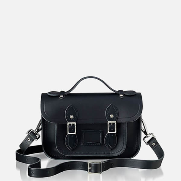 The Cambridge Satchel Company Women's Mini Magnetic Satchel - Black
