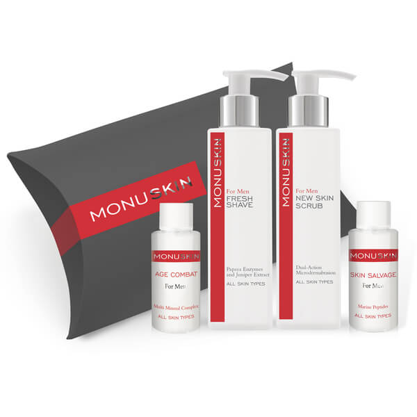 MONU for Men Skincare Kit