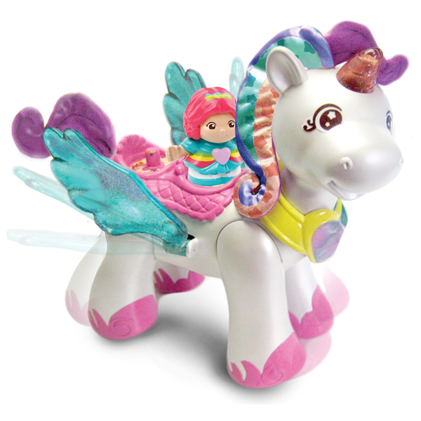a39a012d0 Vtech Toot-Toot Friends Kingdom Big Unicorn Toys