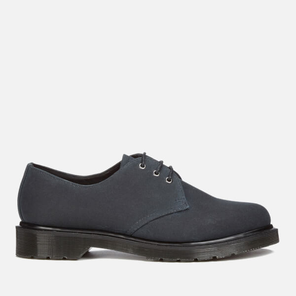 Dr. Martens Men's Lester Derby Shoes - Navy