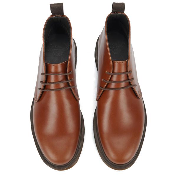 Dr. Martens Men's Ray Chukka Boots - English Tan Analine: Image 2