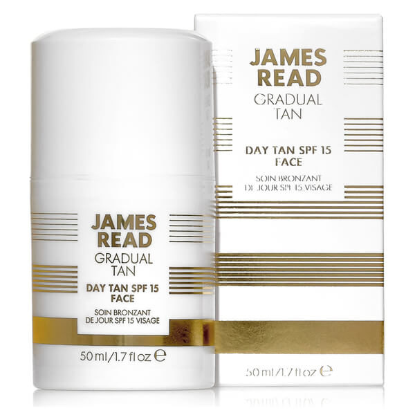 James Read Tagesbräuner LSF 15 Face 50ml
