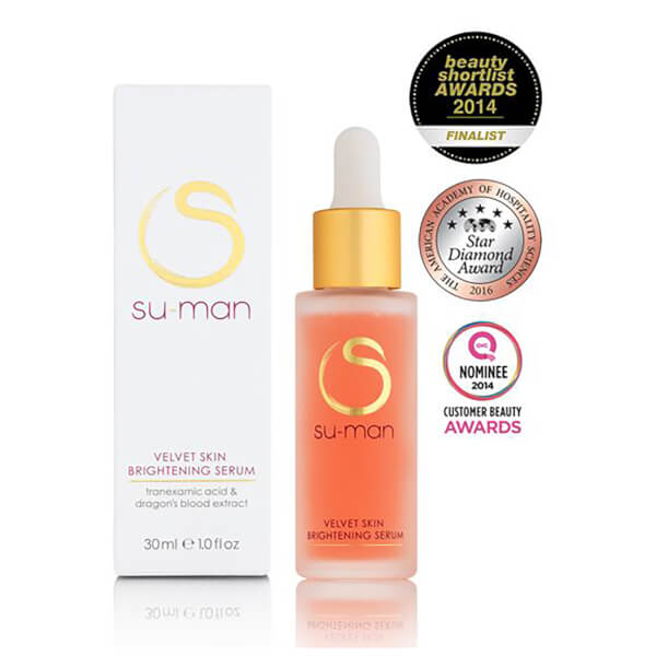 Su-Man Velvet Skin Brightening Serum 30ml
