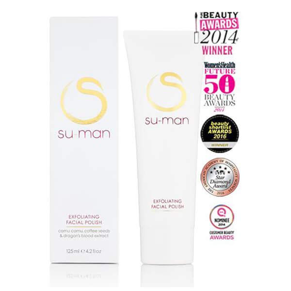Su-Man Exfoliating Facial Polish 125ml