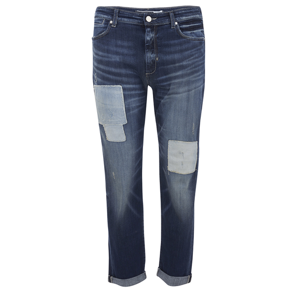 Sportmax Code Women's Echi Jeans - Blue