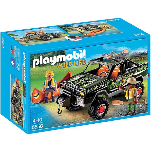 Pick-up des aventuriers -Playmobil (5558)