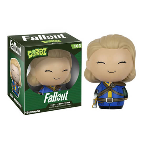 Figurine Dorbz Femme Lone Wanderer Fallout