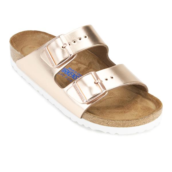 double-strap sandals - Metallic Birkenstock fYBp4Lg9