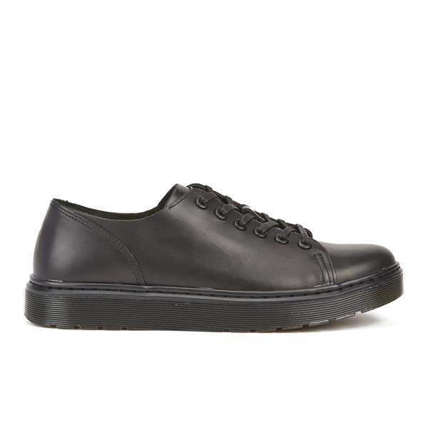 Dr. Martens Men's Vibe Dante Brando 6-Eye Low Top Shoes - Black