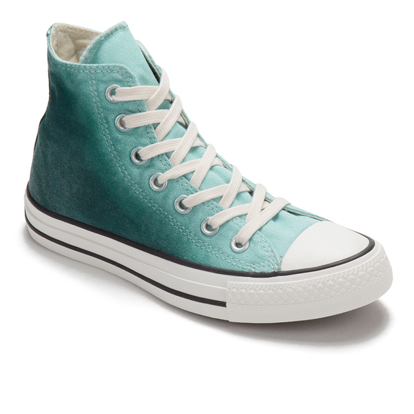 bf0a78404f330c Converse Women s Chuck Taylor All Star Sunset Wash Hi-Top Trainers - Motel  Pool