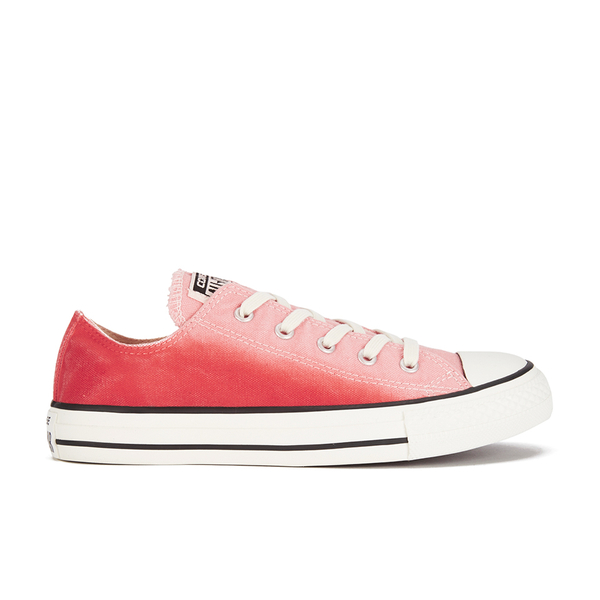f5c388f1eeda Converse Women s Chuck Taylor All Star Sunset Wash Ox Trainers - Daybreak  Pink Break Light