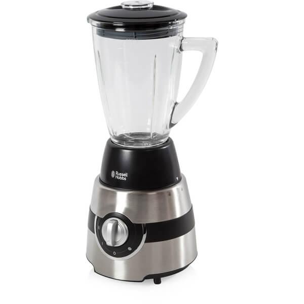 russell hobbs 18087 glass jug blender stainless steel. Black Bedroom Furniture Sets. Home Design Ideas