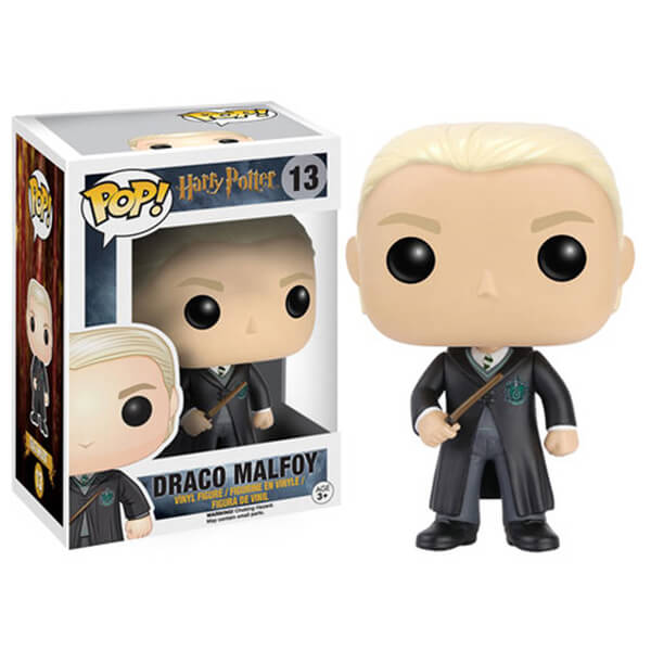 Harry Potter Draco Malfoy Movies Pop! Vinyl Figure