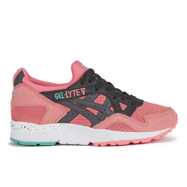 Asics Gel-Lyte V 'Miami Pack' Trainers - Coral/Black