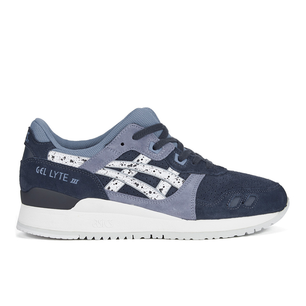 Asics Gel-Lyte III 'Granite Pack' Trainers - Indian Ink/White