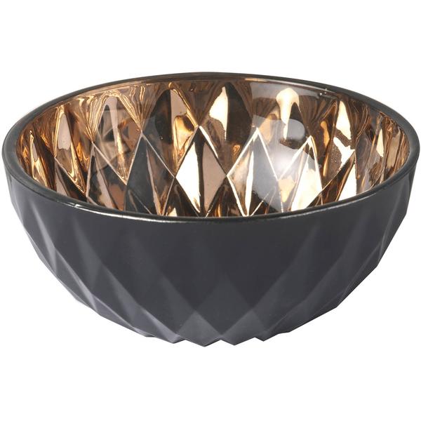 Parlane Venus Bowl - Copper/Black