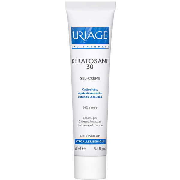 Treatment Emulsion keratolytique Urée 30% Uriage Kératosane (75ml)