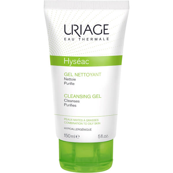 Gel démaquillant Uriage Hyséac (150ml)