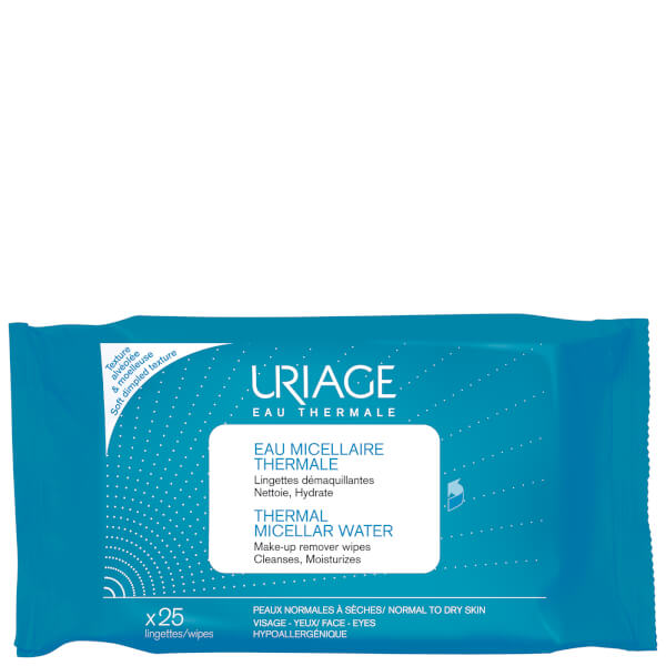 Uriage Wipes for Normal to Dry Skin