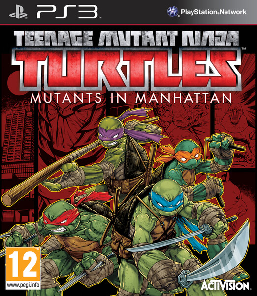 Teenage Mutant Ninja Turtles - Des mutants à Manhattan
