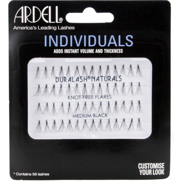 Ardell Individuelle Wimpern Medium-Black