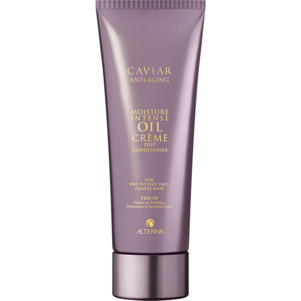 Acondicionador Profundo Caviar Moisture Intense Oil Crème de Alterna(207 ml)