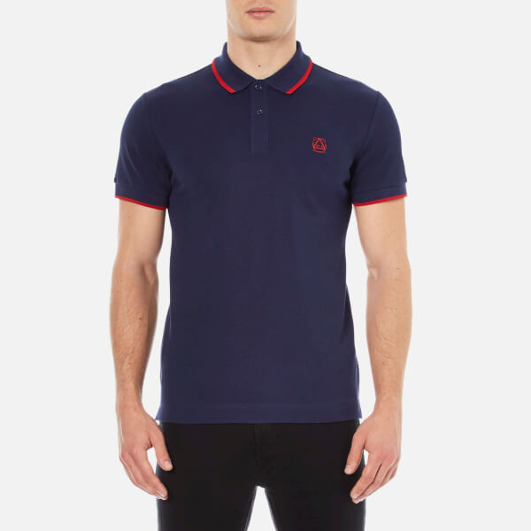 McQ Alexander McQueen Men's McQ Polo Shirt - Midnight Navy