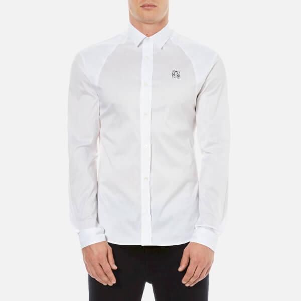 McQ Alexander McQueen Men's Harness Shirt - Optic White
