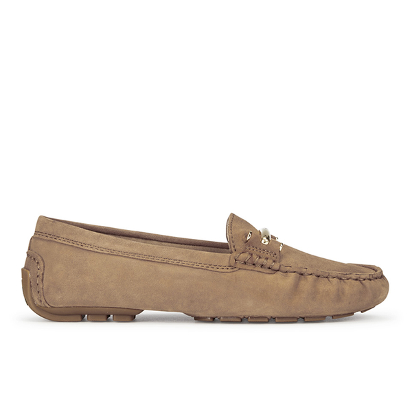 Lauren Ralph Lauren Women's Caliana Loafers - Light Cuoio