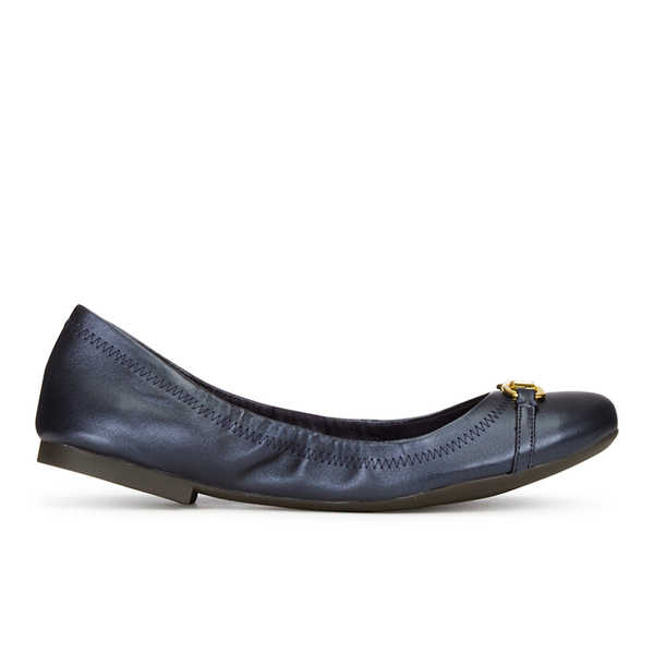 Ralph Lauren Women Modern Navy Ballet Shoes