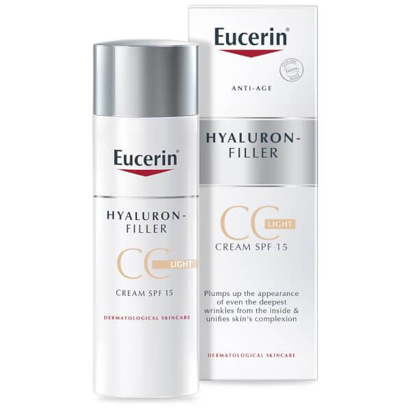 Eucerin? Anti-Age Hyaluron-Filler CC Cream 50ml - Lys