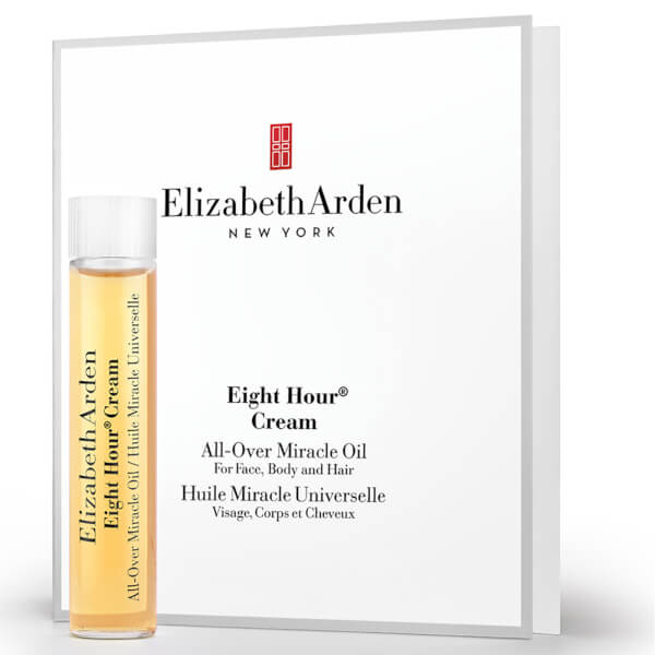 Elizabeth Arden Eight Hour Cream All-Over Miracle Oil Sample