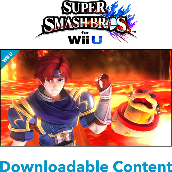 Super Smash Bros. for Wii U - Roy DLC