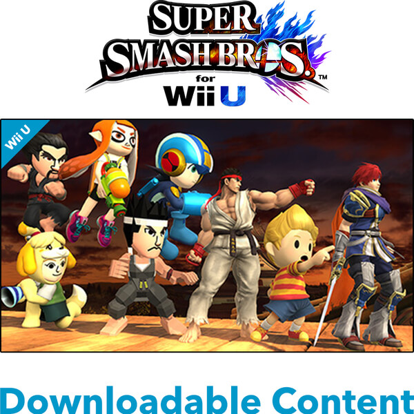 Super Smash Bros. for Wii U - Collection No.2 DLC
