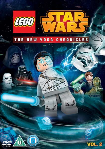 Star Wars Lego: The New Yoda Chronicles - Volume 2