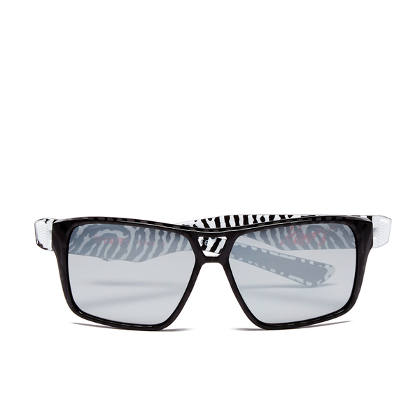 Nike Unisex Charger Sunglasses - Black/White
