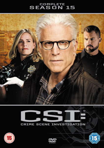 CSI Vegas: The Complete Season 15
