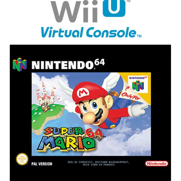 Super Mario 64 - Digital Download